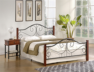 "Metallic Bed ""Anatolia"""