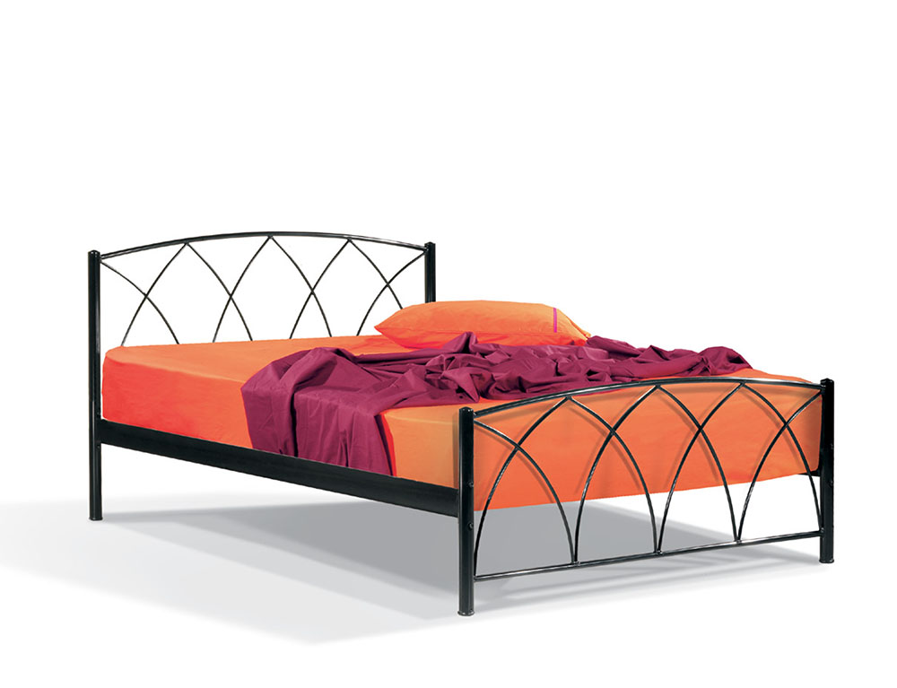 "Metal bed ""Ermis"""