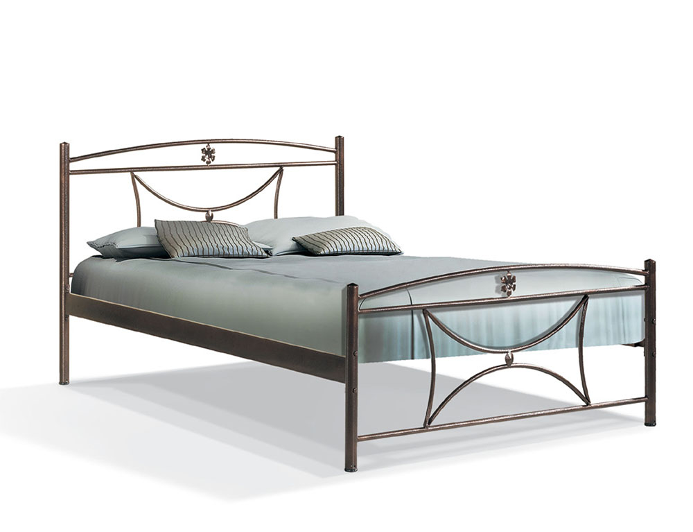 "Metallic Bed ""Margarita"""