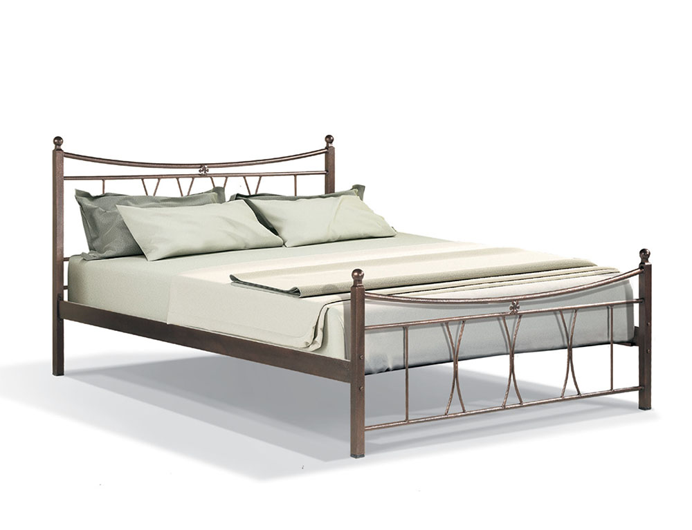 "Metal Bed ""Afroditi"""