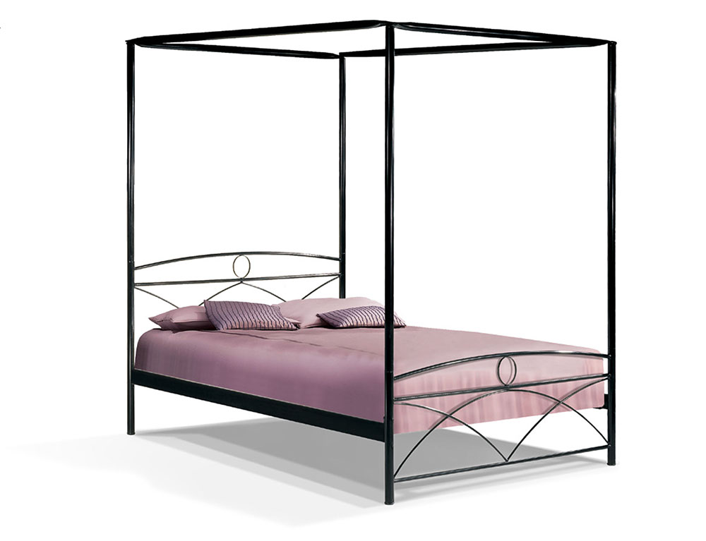 "Metal Bed ""Hiasti"""