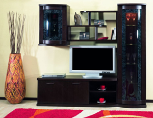Zenia Wall Unit